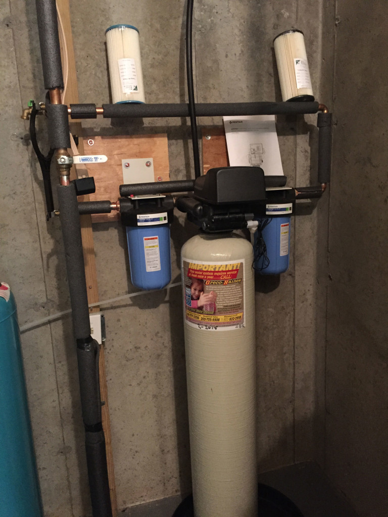 cartridge filter and water softener well pumps ct
