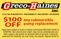 submersible pump replacement coupon