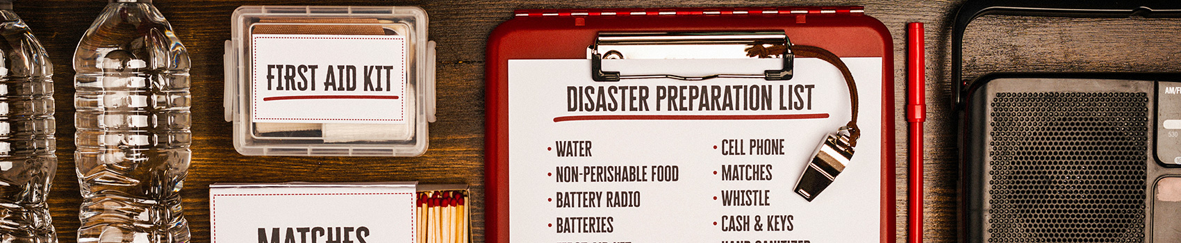 hurricane season well water emergencies